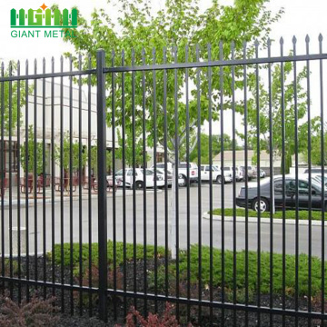 Hot Sale PVC Coated Iron Metal Mesh Fence