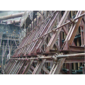Single Side Steel Support for Building Construction