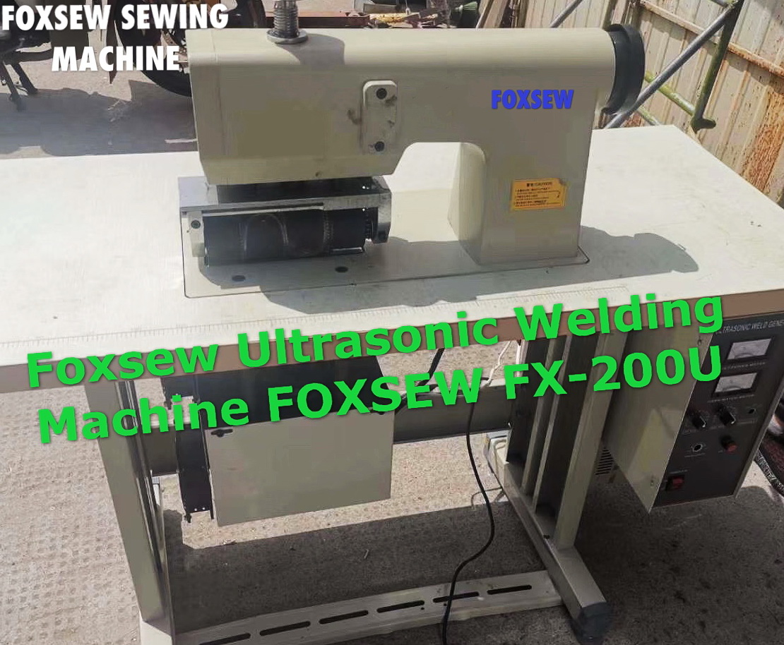 Ultrasonic Welding Machine FOXSEW FX-200U