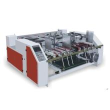 Two pieces joint machine
