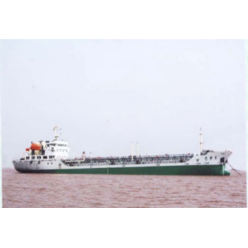 3877 DWT Oil Tanker built in 2011