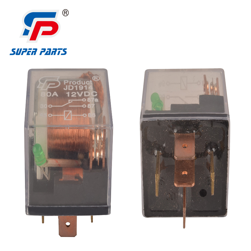 automotive relay 4 pin