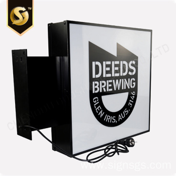 Led Advertising Lightboxes Sign
