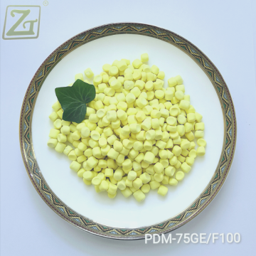 Granular Co-agent of peroxide and Vulcanizing Agent PDM-75GE