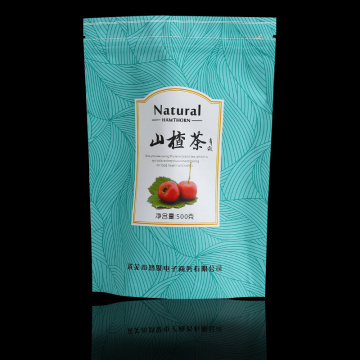 Stand Up Tea Packaging Pouch