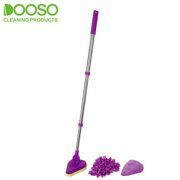 Magic Cleaner With Extra Refill Flat Bathroom Mop