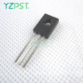 NPN silicon transistor 3A suitable for energy-saving lamps