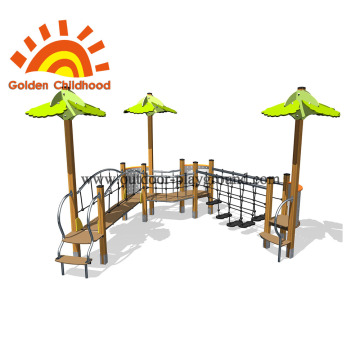Single Outdoor Playground Equipment For Sale