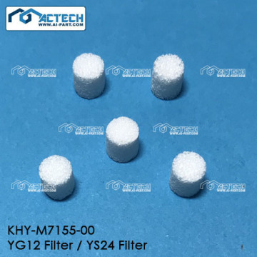 Nozzle filter for Yamaha YG12 machine