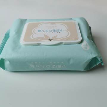 Chlorine Free And Safe Sensitive Baby Wipes
