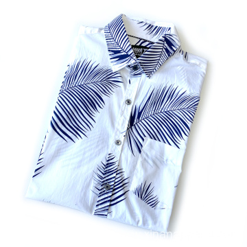 Custom Made Cheap Summer Fashion Short Sleeve Shirts