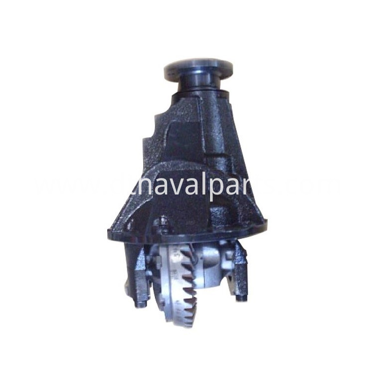 Front Differential Assy