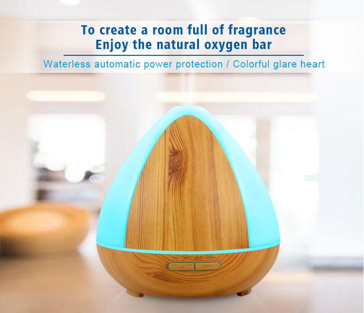 300ml premium essential oil diffuser