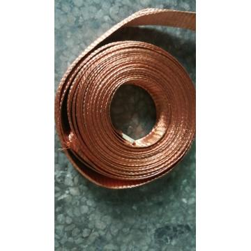 Copper Braided Sleeving For Grounding Straps