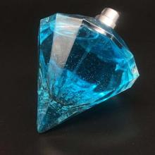 30ml diamond perfume bottle diamond shape