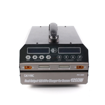 Dual 12S Lithium Battery Charger