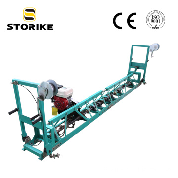 Length Adjustable Vibratory Concrete Paver Leveling Machine