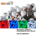 30MM Programmable LED RGB Light Strings