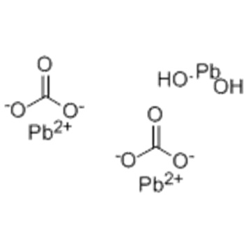 Lead(II) carbonate basic CAS 1319-46-6