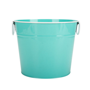 Round Shape Garden Party Bucket