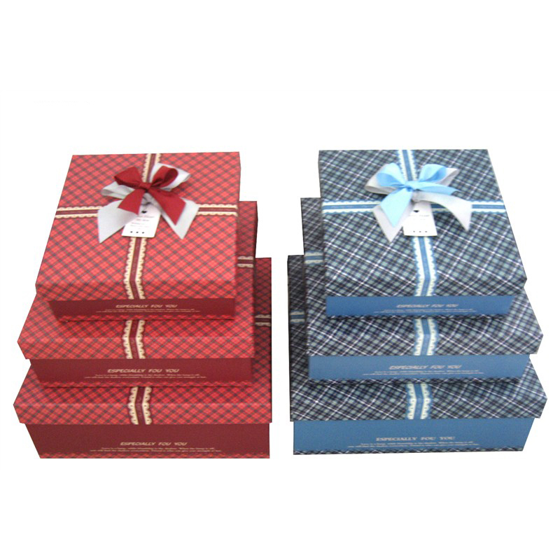 Present Box with Lid