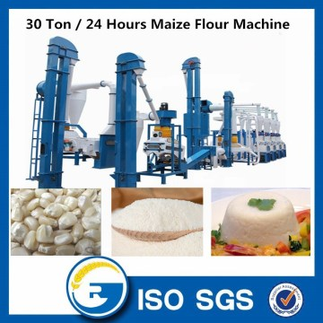 Corn Flour Maize Meal Machine