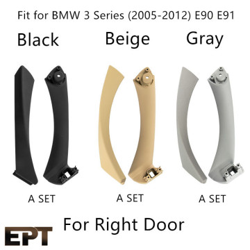 BMW E90 320 interior door handles