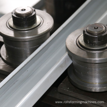 Shutter Door Guide Rail Forming Machine