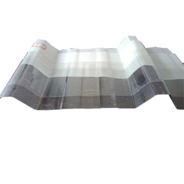 Clear Plastic RoofingTransparent Polycarbonate Sheet Roof