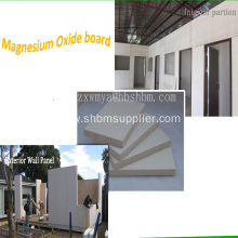 High Density Fiberglass Reinforced Magnesium Oxide Board