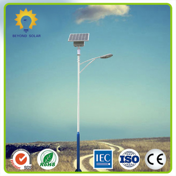 5m 6m 7m high LED solar street light