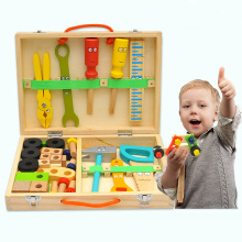 Kids Diy Children'S Tools Educational Toys Repair Tools Toys Wooden Learning Engineering Puzzle Boys Play Boy Toys For Boy