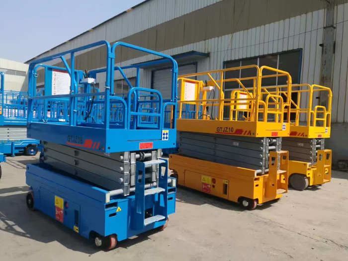 Dc Hydraulic Lift Table