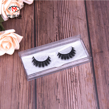 Hot Sale Mink Eyelashes 3D Eyelashes