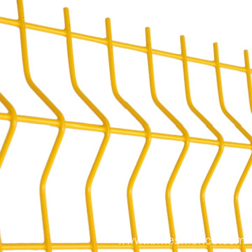 High quality Curvy Triangle Bending Fence