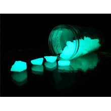 Realglow Photoluminescent Quartz Biru-hijau 25mm