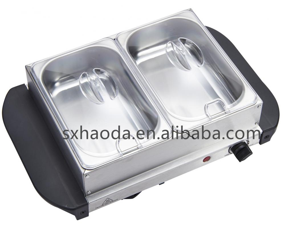 Portable Buffet Server and Food Warmer