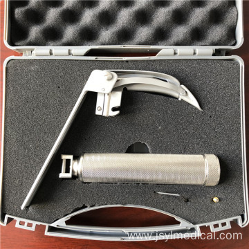 Flexible Laryngoscope For Inspection And Treatment