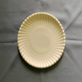 "5""6""Round Paper Plates For Cake Party Use"