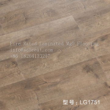 fire rating laminated mgo flooring for Australia market