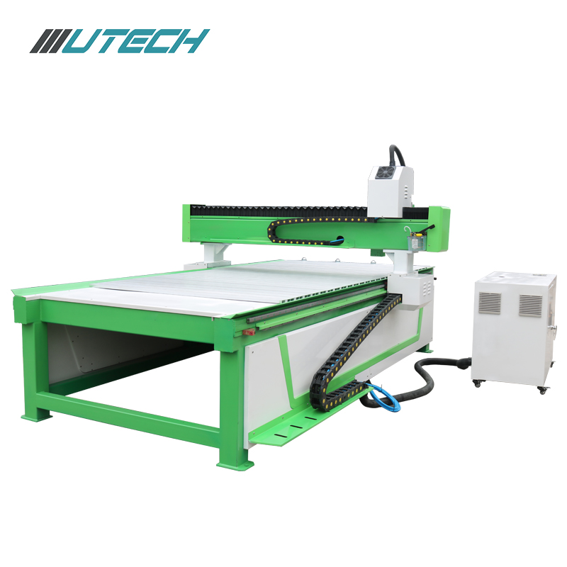 UTECH Cnc Wood Engraving Router With CCD