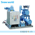 Snow world Flake Ice Machine For Fish 3T