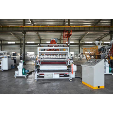 1500mm ang gilapdon 3 / 5layers PE wrap film machine