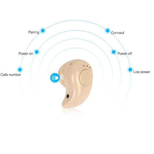 New arrival Wireless earphone Super Mini bluetooth earbuds