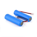 Rechargeable 18650 3.7V 2400mAh Li Ion Battery Cell