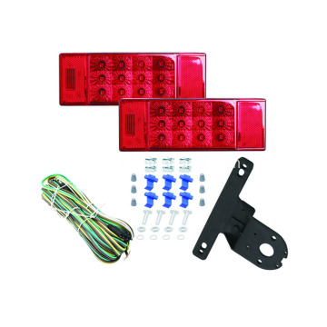 LED Rear Light Kit For ATV Trailer