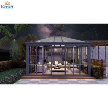 Glass House Garden Rooms Aluminum Sun Room