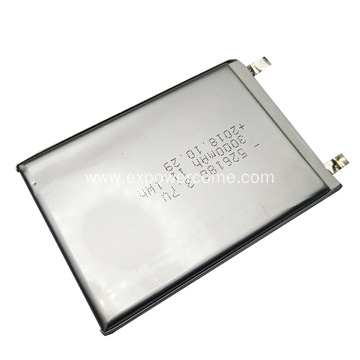 Newest 525883 3.7V 3000mAh Lipo Battery
