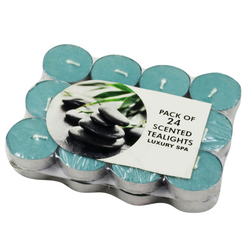 Luxury candles on sale aromatherapy tea lights