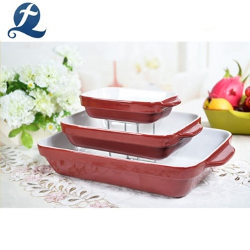 High quality modern square shape kitchen custom baking pan